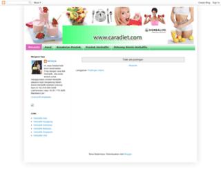 produkdiet.blogspot.com screenshot
