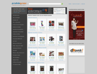 produkgrosir.com screenshot