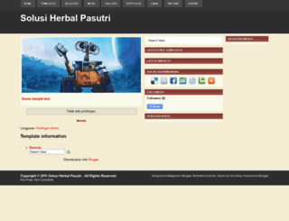 produkherbalasli.blogspot.com screenshot