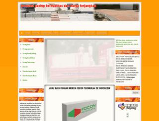 produksipaving.blogspot.com screenshot
