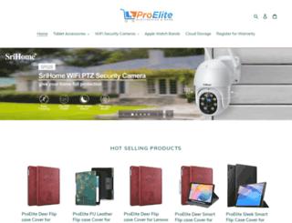 proelite.co.in screenshot
