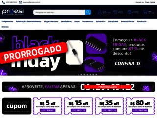 proesi.com.br screenshot