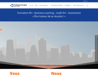 professional-act.ch screenshot