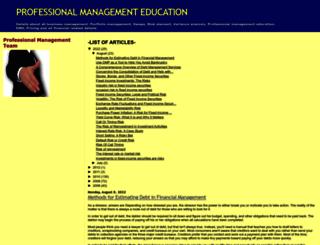 professional-edu.blogspot.com screenshot