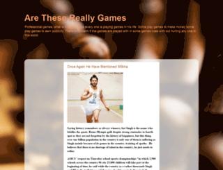 professional-games.blogspot.com screenshot