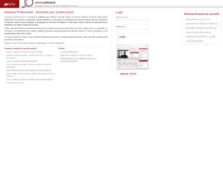 professional.gohome.it screenshot