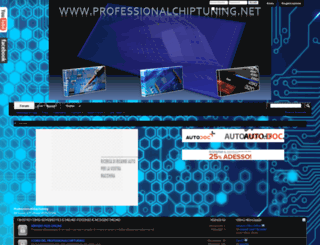 professionalchiptuning.net screenshot