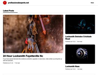 professionalexperts.net screenshot