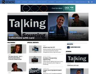 professionaloutsourcingmagazine.net screenshot
