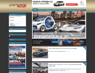 professionemotori.it screenshot