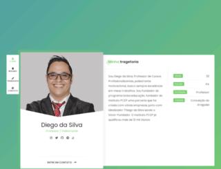professordiego.com screenshot