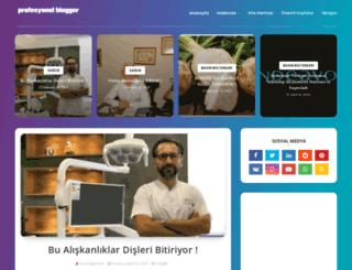 profesyonelblogger.blogspot.com.tr screenshot