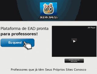 profguilhermeneves.com.br screenshot