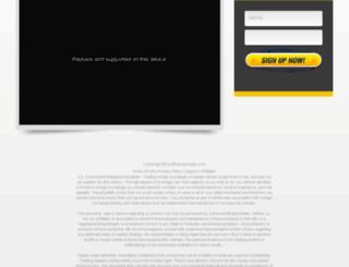 profhansenapp.com screenshot