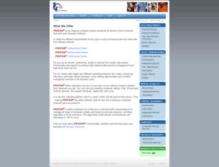 profida.co.za screenshot