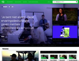profiel.kro.nl screenshot