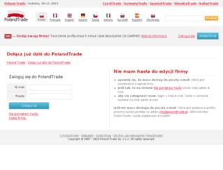 profil.polandtrade.pl screenshot