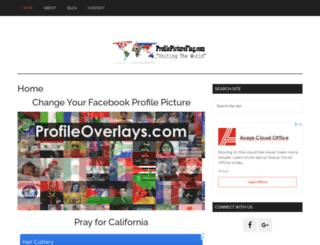 profilepictureflag.com screenshot