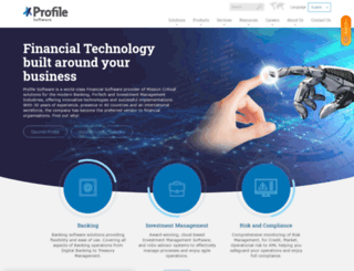 profilesystems.eu screenshot