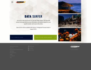 profilewarehouse.sandag.org screenshot