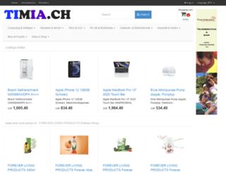 profimenage.ch screenshot