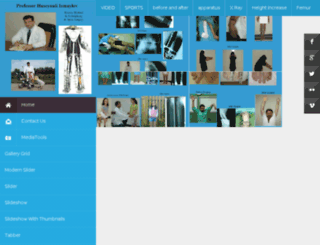 profismailov.com screenshot