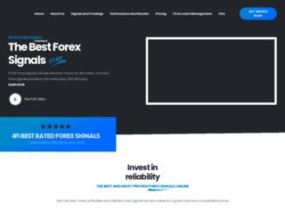 profit-forexsignals.com screenshot