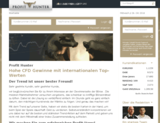 profit-hunter.de screenshot