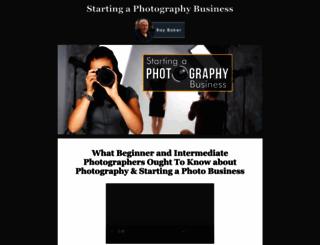 profitable-photography.com screenshot