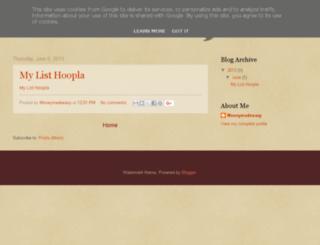 profitablesunrise1.blogspot.co.uk screenshot