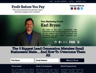 profitbeforeyoupay.com screenshot