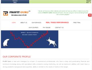 profitguru.co screenshot