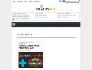 profits4all.info screenshot