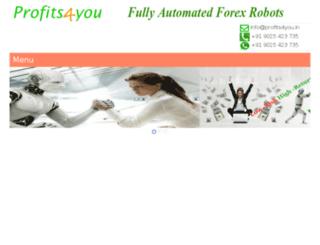 profits4you.in screenshot