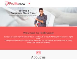 profitxnow.com screenshot