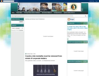 profjorgeentrep-ateneo.blogspot.com screenshot
