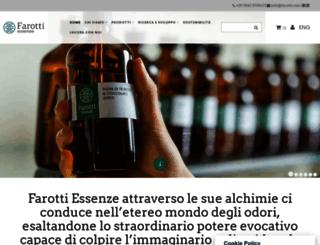 profumare.com screenshot
