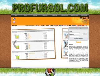 profurgol.com screenshot