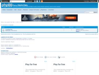 profutbol.foroespana.com screenshot