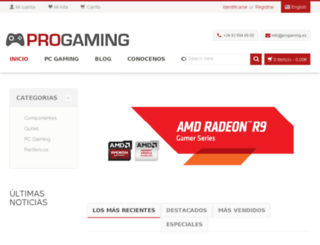 progaming.es screenshot