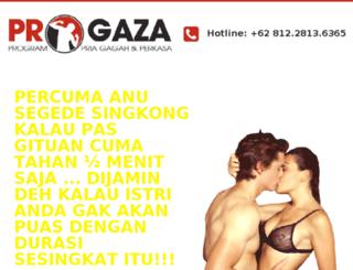 progaza.com screenshot