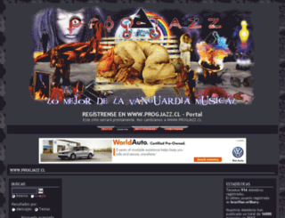progjazz.foroactivo.net screenshot