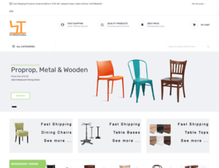 proglobal-furniture.com screenshot
