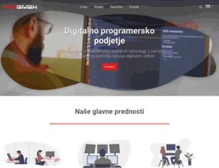 progmbh.com screenshot