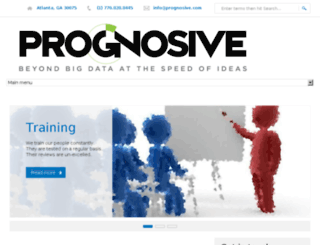 prognosive.com screenshot