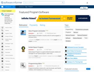 program.software.informer.com screenshot