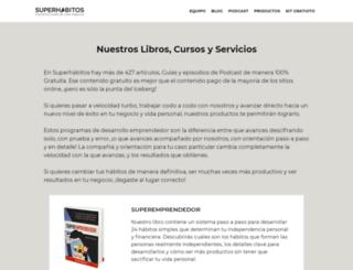 programa.superhabitos.com screenshot