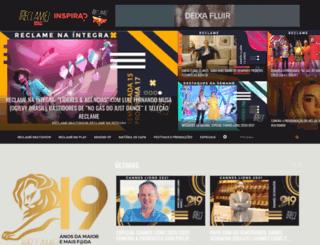 programareclame.com.br screenshot