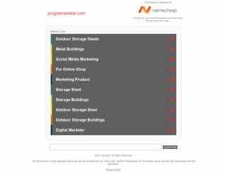 programarketer.com screenshot