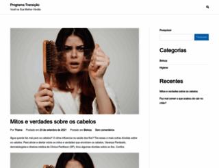 programatransicao.tv.br screenshot